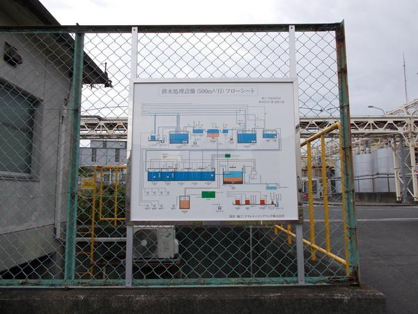 工場内表示板を新しくしますのサムネイル